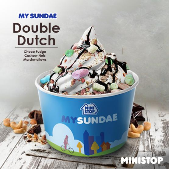 We're adding a new twist to your favorite MySundae!